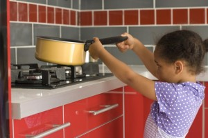 La cuisine et ses dangers
